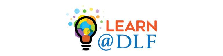 Learn@DLF logo